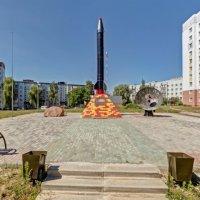 Памятник 33-й ракетной дивизии войск стратегического назначения